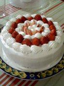 お正月ケーキ瑫